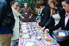 Staff Cooking Class at Giants Garden (BGCSF) Tags: giants garden staff cooking class admin healthy