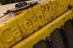 TracksIMG_7442 (TripleS2007) Tags: caterpillar crawler cat tractor vintage machinery