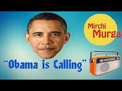 Obama Is Calling || RJ Naved Prank Call || Radio Mirchi Murga (zakisiddki) Tags: obama is calling || rj naved prank call radio mirchi murga