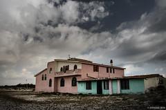 maison sur la plage (Patrice Dx) Tags: sardaigne plage oritzo paysage couleur ciel senaarrubia