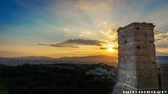 ... (TALOS300) Tags: sonya6000 sonyilce6000 sonyalpha6000 atenas athens grecia greece sol puestadesol sunset