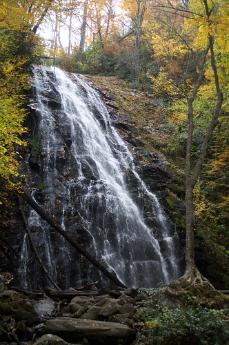 Blue Ridge Parkway 182 - Crabtree Falls