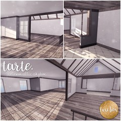 tarte. autumn attic skybox (tarte.) Tags: tarte luxe box lb mesh secondlife sl second life