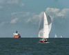 Harvest Moon Regatta (OneEighteen) Tags: harvestmoonregatta sailing sailboat spinnaker ship shipchannel