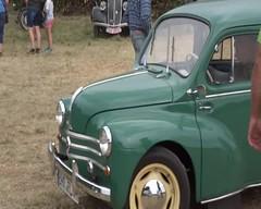 video Renault 4CV - VW Kfer / Brezelkfer - Renault Monaquatre (1935) (Mc Steff) Tags: video museum kiemele seifertshofen 2016 volkswagen vw kfer bug beetle brezelkfer renault 4cv monaquatre 1935