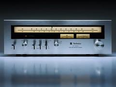 Technics ST 3500 Stereo Tuner (oldsansui) Tags: 1975 1970 1970s audio classic technics stereo tuner retro vintage old radio sound hifi design music seventies madeinjapan 70erjahre