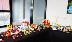 76 (Bricktastic) Tags: brickevents lego queenslandlegousergroup goldcoast afol moc