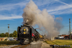 Union Pacific 844 | 4-8-4 Steam | UP Hulbert Lead 4 (M.J. Scanlon) Tags: rail railroad train steam engine locomotive classic union pacific scanlon arkansas delta trek whistle throwback history wayback bygone days beautiful construction engineer engineering engineered