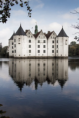 Glücksburg Castle exterior (7) (thomas.kopf) Tags: glücksburg schloss castle