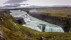 Gullfoss 4 (TheSimonBarrett) Tags: iceland lveldi sland gullfoss waterfall nature