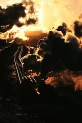 Jalainur sun glow (Frühtau) Tags: jalainuer jalainur china nei mongol steam pit coal mine setam locomotive sy open cast sunset ice winter 蒸汽机车 蒸汽機車 zhēngqì jīchē smoke industrial class frozen low temperature asia asian east outdoor bagger min line dampflok vapeur ferrocarril treno tren chine innere mongolei 内蒙古自治区 nèi měnggǔ zìzhìqū пекин peoples republic 中华人民共和国 中国 pinyin chūn jié 春节 people reflection öbür mongɣulun öbertegen jasaqu orun الصِّين wolke himmel