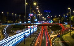 Zagreb (samo.mladjo) Tags: no night light ljubljanska avenija zagreb hrvatska croatia nikon tamron foto auto