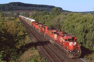 CP 5587, Milton ON