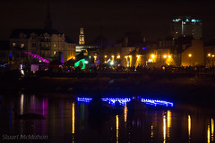 337 - Illumination Festival, Irvine (md93) Tags: 366 illumination festival irvine harbourside lights art display ayrshire night