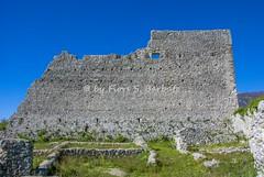 Gioia Sannitica (CE), 2016, I resti del Castello Normanno. (Fiore S. Barbato) Tags: castello normanno resti rovine ruderi rudere fortezza italy campania gioia sannitica matese