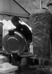 ALL-IN-ONE (Dinasty_Oomae) Tags: nagel vollenda    blackandwhite bw monochrome outdoor jmsdf    shimofusaairbase  kebab