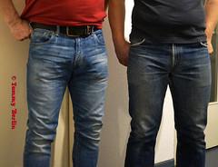 self3155 (Tommy Berlin) Tags: men jeans levis