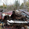 DSC_0019 v2 v2 (collations) Tags: ontario mcleansautowreckers autowreckers wreckers automobiles autos abandoned rockwood derelict junkyards autograveyards carcemeteries