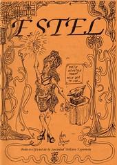 Sociedad_Tolkien_Espanola_Revista_Estel_06_portada (Sociedad Tolkien Espaola (STE)) Tags: ste estel revista tolkien esdla lotr