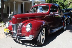 1940 Ford Deluxe Coupe '98 B 462' 1 (Jack Snell - Thanks for over 24 Million Views) Tags: 1940 ford deluxe coupe 98 b 462