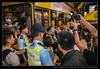 DSC_3001 (YKevin1979) Tags: hongkong nikon nikkor zoomnikkor 24120 f4 vr afs d600 香港 遊行 march 反釋法 prodemocracy clash 衝突 西環 中聯辦 police 警察