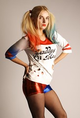 Harley Quinn 3 (Mount Fuji Man) Tags: model 6t courtyardstudio sot stoke harleyquinn suicidesquad veronikapantina