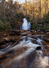 Upper Helton Creek Falls (John Cothron) Tags: 15mm 35mmformat 5dmarkii 5d2 5dii 5dmkii americansouth blairsville cpl canoneos5dmkii carlzeiss chattahoocheeoconeenationalforest cothronphotography distagon1528ze dixie georgia heltoncreekfalls johncothron southatlanticstates southernregion thesouth us usa unioncounty unitedstatesofamerica zeissdistagont2815mmze circularpolarizingfilter clearsky cold digital environment falling flowing forest landscape longexposure morninglight nature outdoor protected rock scenic sunny water waterfall winter img12554160227 ©johncothron upperheltoncreekfalls
