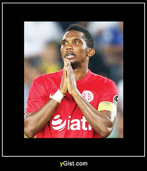 Eto'o faces 10-year jail term, $19m fine for tax fraud (ygistnigeria) Tags: eto 19m fine for tax fraud 10 year jail term sport