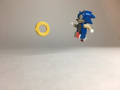 sonic (Jeka Man) Tags: lego sonic goldrings