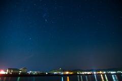 Tateyama city / Canon EOS 60D TOKINA AT-X 116 PRO DX 11-16mm F2.8 (telenity) Tags: japan tateyama night sky tokina eos60d landscape
