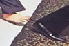 Barefoot Beatle -[ HMM ]- >>Explored<< (Carbon Arc) Tags: macromondays beatlesbeetles beatles abbeyroad album lp record cover foot feet barefoot shoe bare hoax conspiracy theory rumor urban legend zebra crossing crosswalk halftone