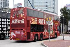Citybus 8503 TN381 (Howard_Pulling) Tags: hongkong december 2016 bus buses howardpulling