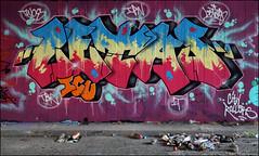 Letas (Alex Ellison) Tags: letas tbf thebufffails ctr cityrollers mh mhb northlondon urban graffiti graff boobs halloffame hof icu 1t