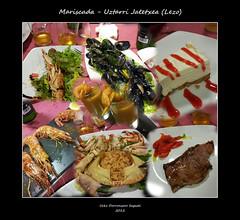 Mariscada - Uztarri Jatetxea (Lezo) (Dorron) Tags: restaurant restaurante samsung galaxy seafood urko sii mariscada jatetxea sagasti dorronsoro dorron uztarri gti9100 mariskada
