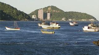 Meu Paraná: Barcos de pesca na praia de Caieiras, Guaratuba, Paraná (série com 4 fotos) // Fishing boats on the Caieiras Beach, in Guaratuba, Paraná, Brazil (series with 4 photos)