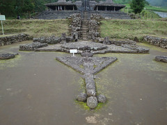 Solo trip - Candi Cetho - Sculpture on the ground (b3lthaZor) Tags: sculpture surakarta solotrip mixedupalready candiketho