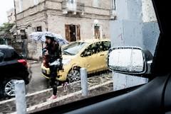 ..e non hai l'ombrello. (Pompilio Valerio) Tags: blur car rain speed movimento pioggia macchina velocit pescara montesilvano