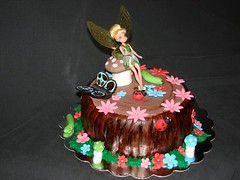 Fairy Cake by Christine S of Birthday Cakes 4 Free Twin Cities MN