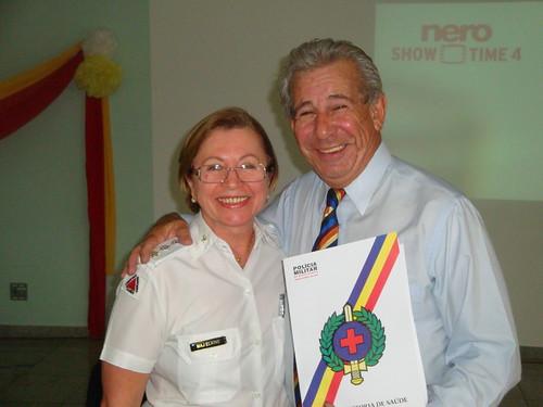 Palestra em Comemoração aos Dia das Mãe na Polícia Militar de Minas Gerais
