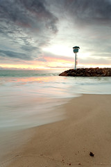 City Beach sunset. (jeffiebrown) Tags: sunset perth citybeach jeffiebrown hitechfilters