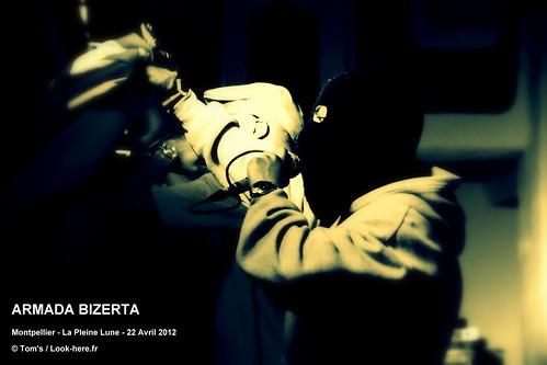 ARMADA BIZERTA @ La Pleine Lune - Mpt - 1