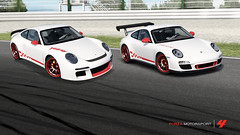 Ruf RS vs 997 SC/RS (motorforum) Tags: xbox360 microsoft fm4 forzamotorsport photomode forza4