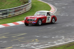 Austin Healey 100-6 (poolhaas1) Tags: classic austin healey adac 24h nrburgring 1006