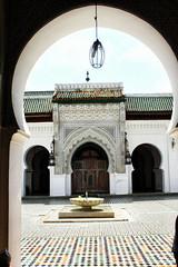 Fes Medina (nep000) Tags: africa architecture islam mosque morocco fez medina fes