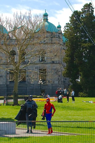 DC & Marvel!