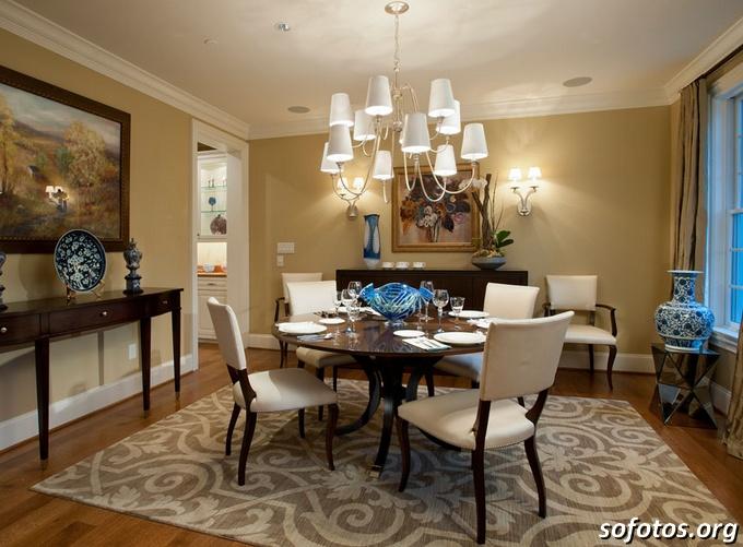 Salas de jantar decoradas (15)