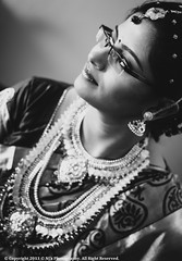 Magic Light (Neeraj Shutterbug) Tags: wedding light bw woman window canon eos 50mm bride model candid magic spotlight getty f18 saree efs ef gettyimages weddingphotos windowlight cwc matrimony 500d weddingcandid candidwedding kerelawedding matrimonialphotos