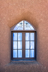 Holy Windows (Michael Deleon Photo) Tags: windows newmexico architecture buildings religious unitedstates historic nativeamerican adobe taos placesofworship taospueblo
