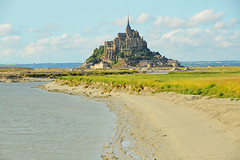 Le Mont Saint-Michel, France (Paul) Tags: france europe saintmichel bassenormandie