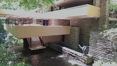 2013-05-26 13.33.09 (intellidryad) Tags: usa franklloydwright pa fallingwater laurelhighlands  052713karen
